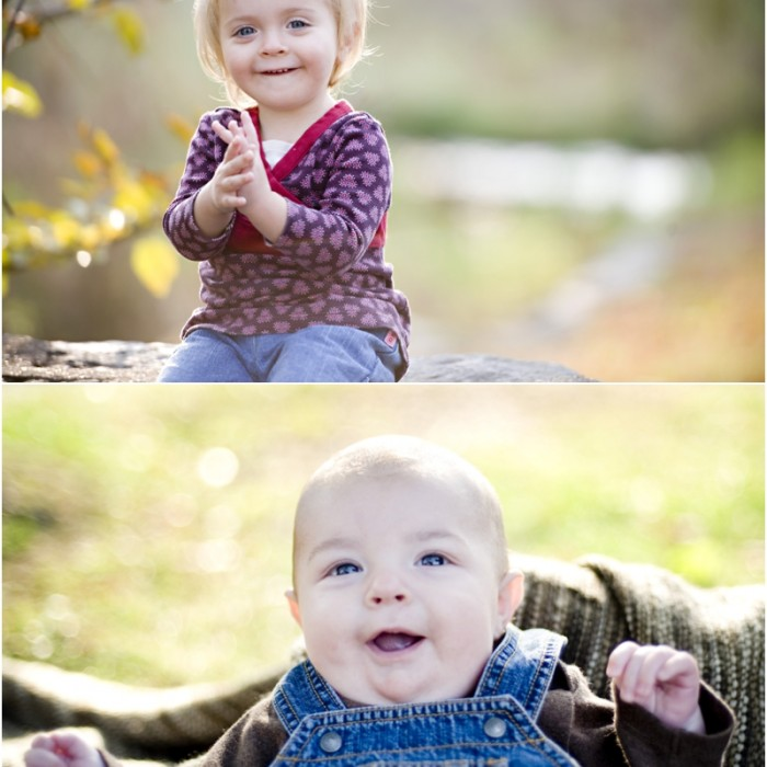 Family Portraits | Oliver Mill Park