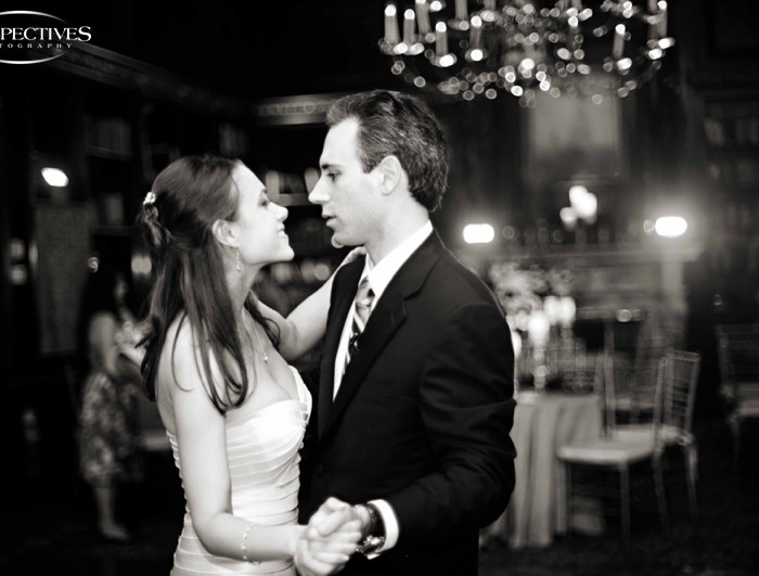Jennifer & Greg | Hampshire House, Boston Massachusetts