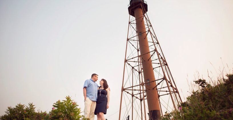 Erin & Rob | Engagement Session, Marblehead, Massachusetts
