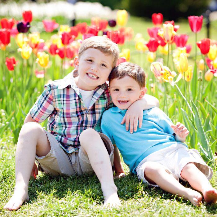 Boston Public Garden | Spring Portrait Sessions
