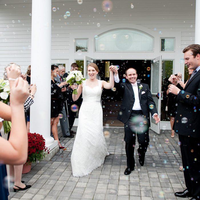 Caroline and Charlie | Shining Tides Wedding, Mattapoisett Massachusetts