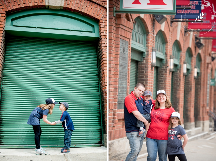 Boston Portrait Session