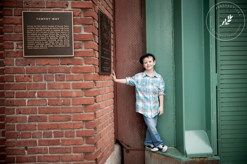Boston Portrait Session