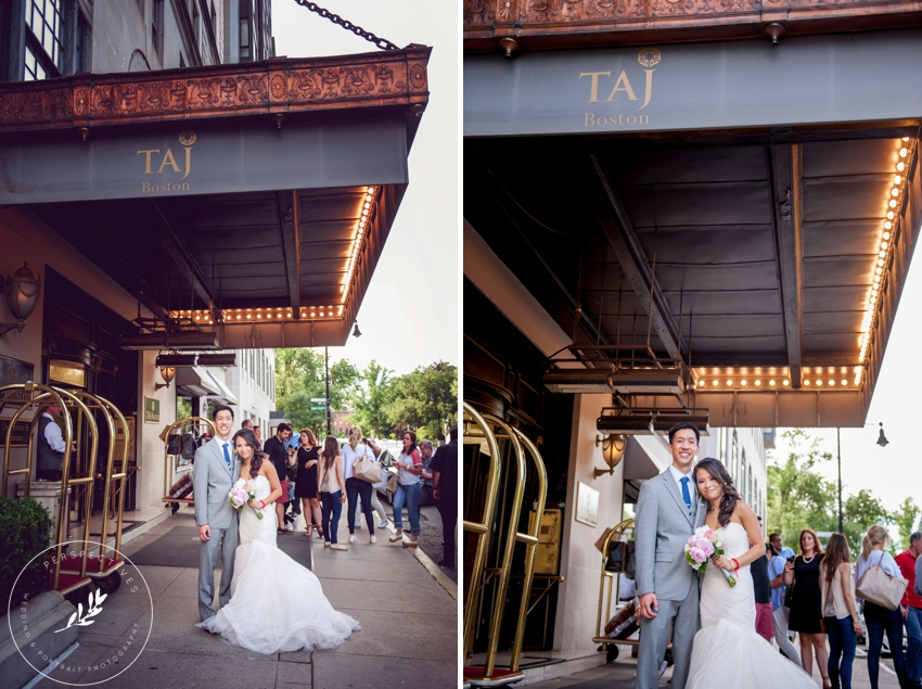 Taj Boston Wedding